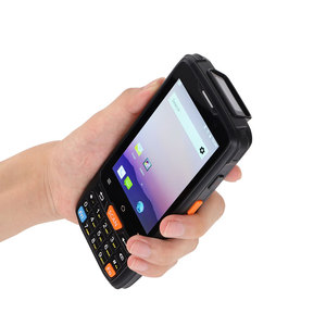 Image 3 - Caribe PL 40L портативный Android беспроводной терминал для передачи данных Высокое качество 2d qr код телефон сканер штрих кода
