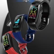 Men and women era smart watch bracelet heart rate blood pressure sleep call information waterproof exercise step counter K11