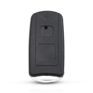 Image 5 - KEYYOU 2/3/4ปุ่ม Modified Flip Remote Shell Key Fob สำหรับ Honda Fit CRV Civic Insight Ridgeline HRV jazz ACCORD 2003 2013