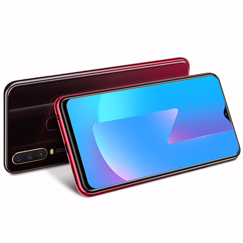 Новый vivo U3x сотовые телефоны celular Snapdragon665 4G 64G Тройная камера AI 5000 мАч батарея 18 Вт зарядка OTG Android смартфон - 3