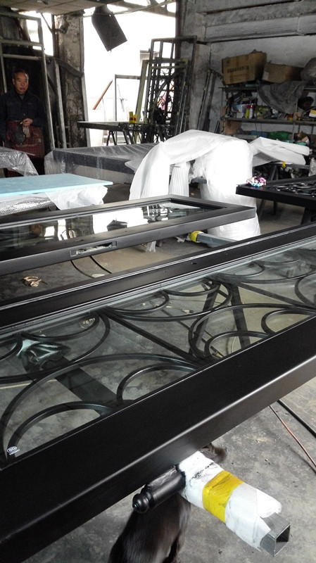 Hench 100% Steel Iron Doors  Model Hc-id81