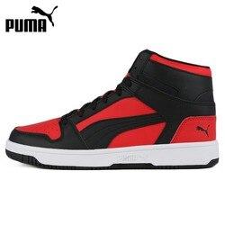Oryginalny nowy nabytek PUMA Rebound LayUp SL Unisex buty na deskorolkę Sneakers