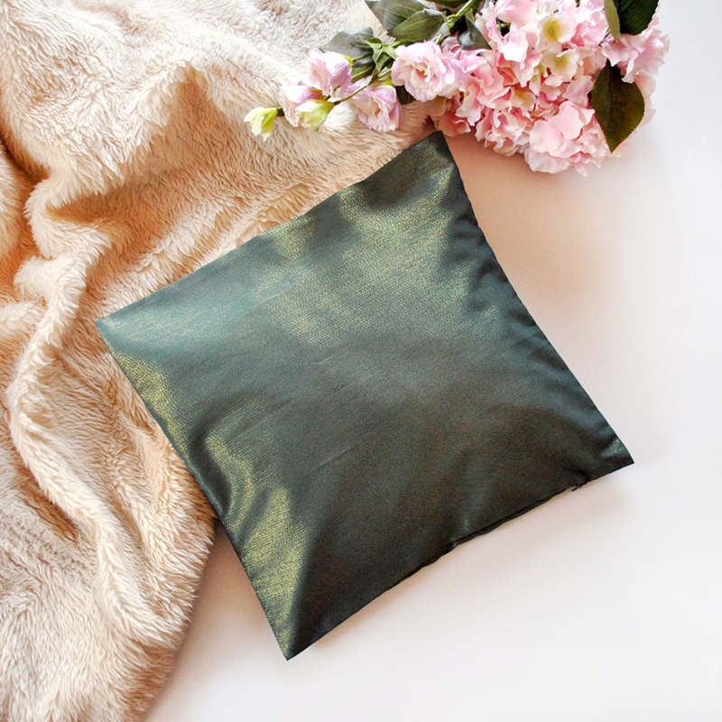 Nordic Cushion Cover Gold Green Pillow Cover 18x18in Luxury Decoration Pillows For Living Room Sofa Housse De Coussin Home Decor