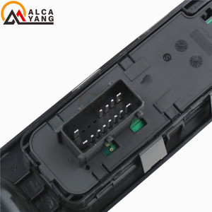 Image 4 - Electric Master Control Power lifter Window Switch 6554.QC For Peugeot 207 Citroen C3 Picasso 2007 2014