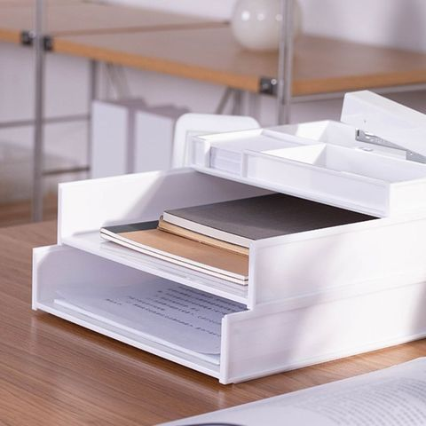 a4 documento organizador revista escritorio arquivo de armazenamento de papelaria prateleira