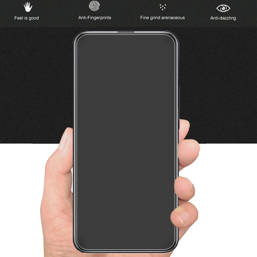 Matte Frosted Screen Protector Tempered Glass For Huawei And Honor Models 3