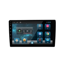 Android 10.0 1DIN 10.1in Car Bluetooth HD Multimedia Player 4G+64G 4G GPS WIFI MP5 Auto Radio(China)