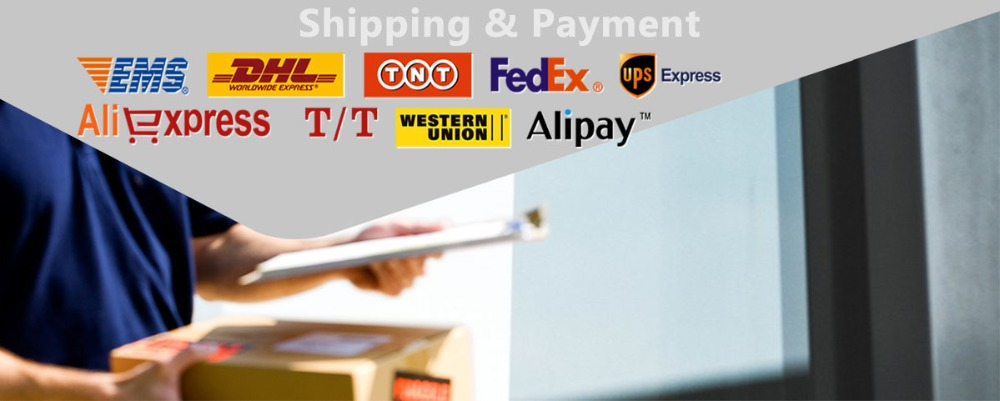 Pay & Shipping Image
