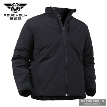 New  Cold Cotton-padded Jacket Tactical Cotton-padded Jacket Wind-Resistant Cotton-padded Jacket Ultra-Light Warm Cotton Coat