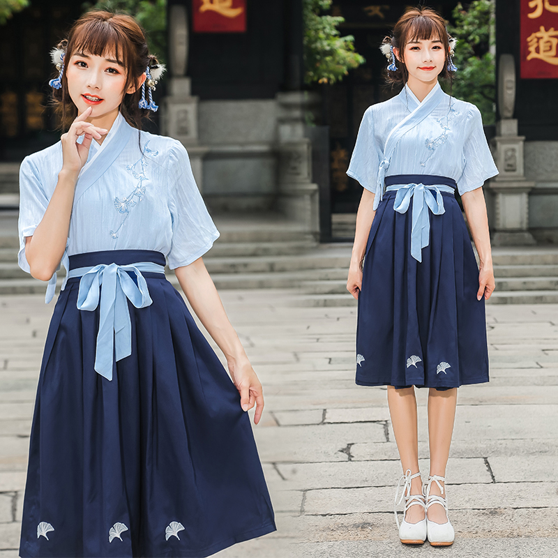 Welp Traditionele Koreaanse Hanbok Jurk Vrouwelijke Nationale Kostuum BH-96