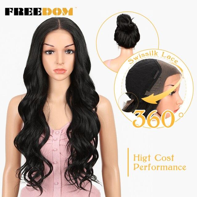 Свободный пробор синтетические парики на кружеве 360 фронта шнурка al парик блонд Омбре цветной хвост парики для черных женщин
