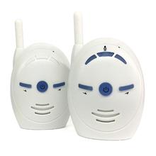 V20 przenośny opiekunka do dziecka 2 4GHz niania elektroniczna Baby Monitor o cyfrowy transmisji głosu podwójne mówić walkie-talkie (wtyczka europejska) tanie tanio FGHGF wireless AUDIO NONE HD 1080 P CN (pochodzenie) 802 11 b g n Brak 1920x1080 CMOS Domofon IP Sieci Nightlight Przenośne