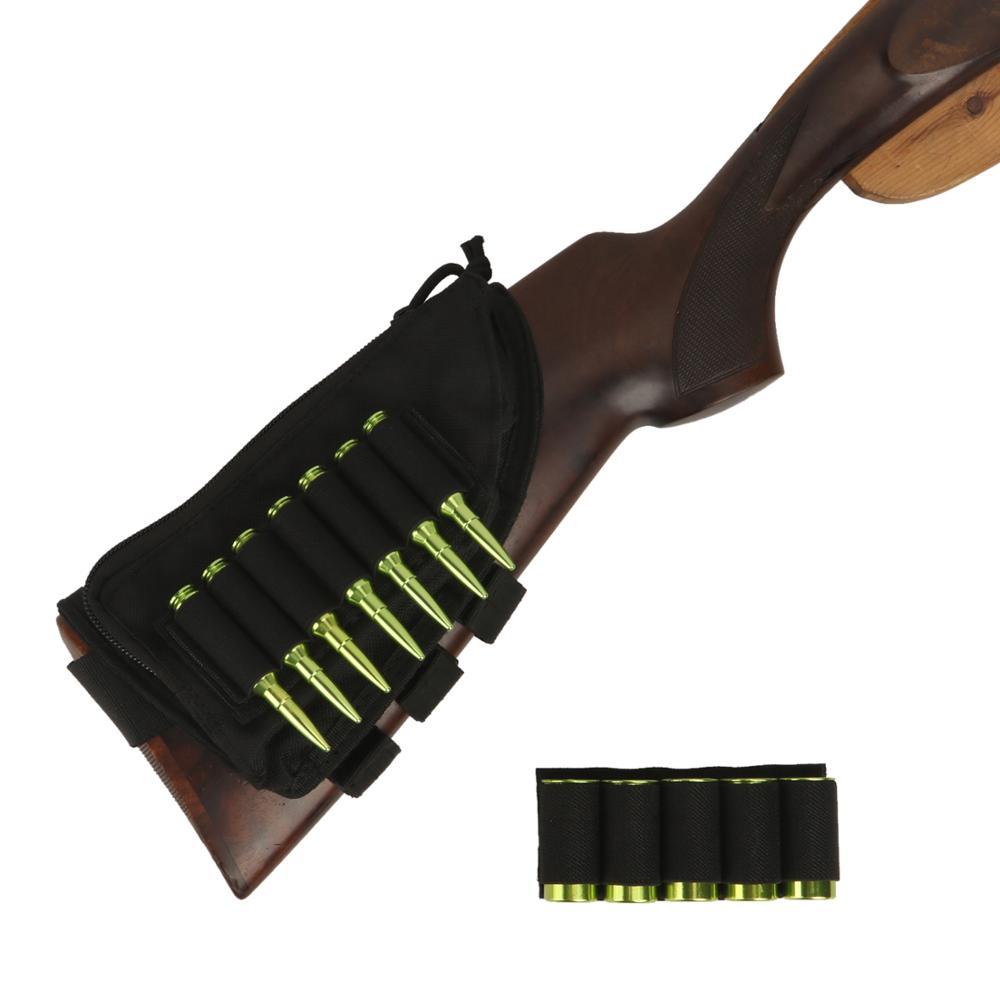 Big Sale´Tourbon Gun-Accessories Ammo-Holder Shotgun Cheek-Rest-Pad Rifle Universal Hunting Buttstock