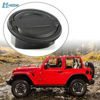 Car Fuel Oil Filler Door Cover Gas Tank Cap For 2018 2019 Jeep Wrangler JL