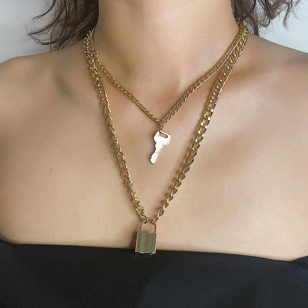 collier femme or et argent