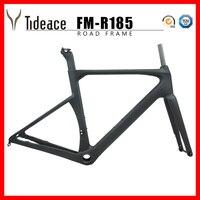 2020 New Carbon Fiber road bike frame 142*12mm T800 disc brake Carbon Fiber frame bicycle frame factory 700c aero racing frame