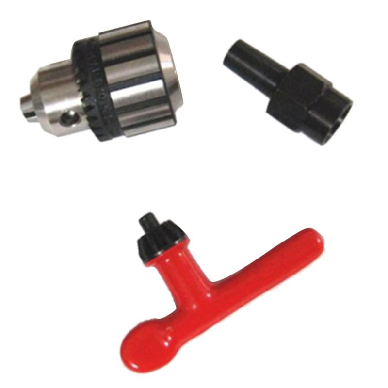 D001 mini mandril de broca 1-6mm broca coletar para zhouyu a primeira ferramenta mini acessórios da máquina de perfuração