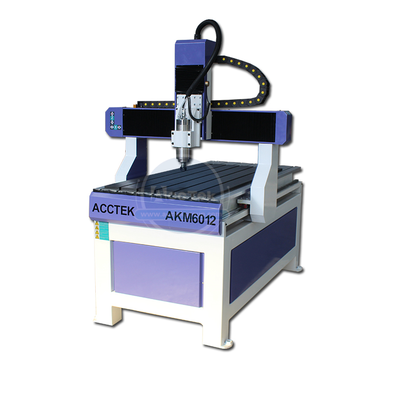 Hot sale mini cnc cast iron frame Kit 6090 6012 woodworking tools cnc router engraving machine 600x1200mm