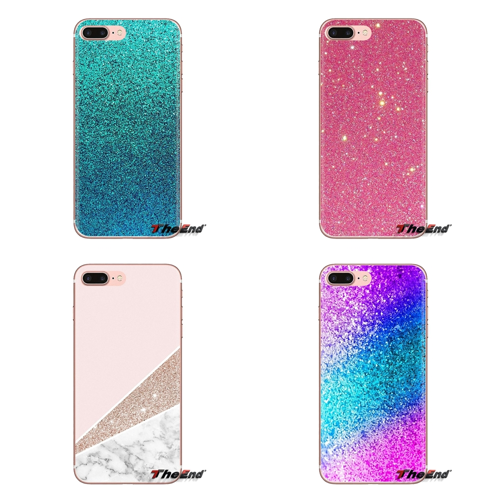colorful Glitter For Oneplus 3T 5T 6T Nokia 2 3 5 6 8 9 230 3310 2.1 3.1 5.1 7 Plus 2017 2018 Transparent Soft Shell Covers