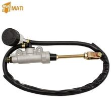 Pump Rear-Brake-Master-Cylinder Suzuki Atv 400-Ltz400 Quadsport for 69600-07G00 Hydraulic-Refit