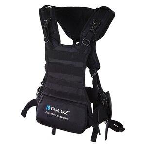 Image 2 - Universal Multi functional Double Shoulder Camera Strap Camera Harness Belt Photo Accessories for SLR/DSLR Cameras