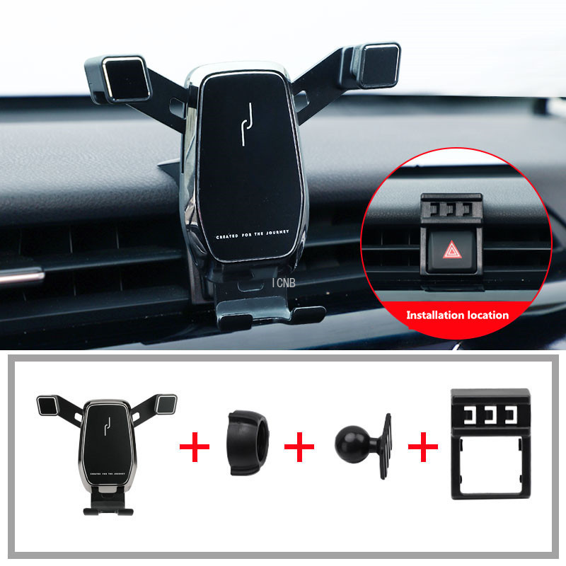 For Toyota Camry <font><b>70</b></font> <font><b>2018</b></font> 2019 2020 Multifunctional Mobile Phone Bracket image
