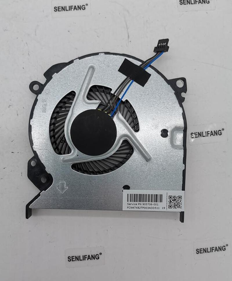 Original For HP 440 G4 CPU COOLING FAN 905706-001 0FHMU0000H DC5V 0.5A Test Good Free Shipping