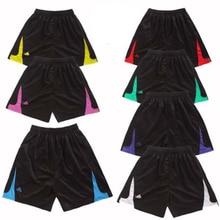 Быстросохнущие мужские и женские спортивные шорты для бадминтона, пятиминутные штаны для бега, большие размеры, свободные, для отдыха, тонкие, стильные, для футбола