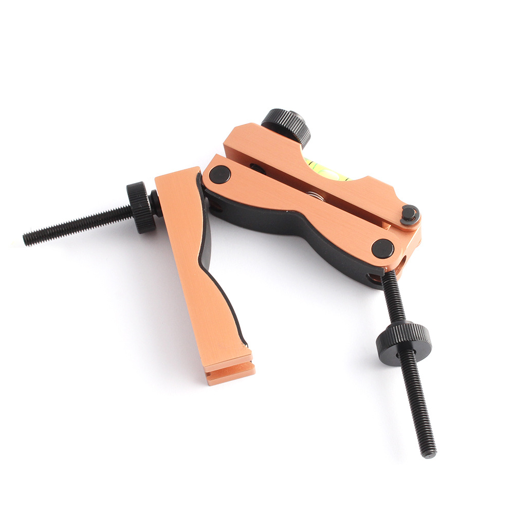 riflescope tatico reticulo sistema de nivelamento universal 04
