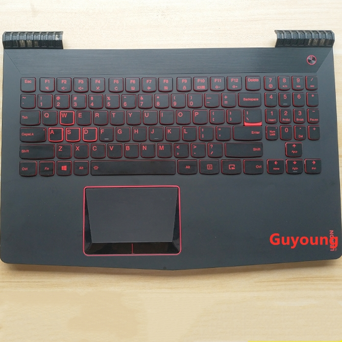 FOR <font><b>Lenovo</b></font> Legion <font><b>Y520</b></font> R720 R720-15 R720-15IKB Laptop Palmrest US Keyboard bezel TP AP13B000300 upper <font><b>case</b></font> top cover image