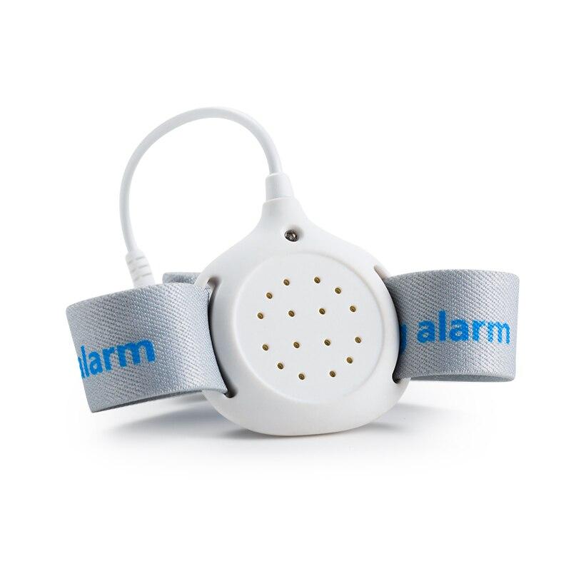 Capteur de mouillage de lit | Pratique, bras professionnels, alarme pour bébés bambins adultes formation de pot, rappel d'humidité, énurésie de sommeil