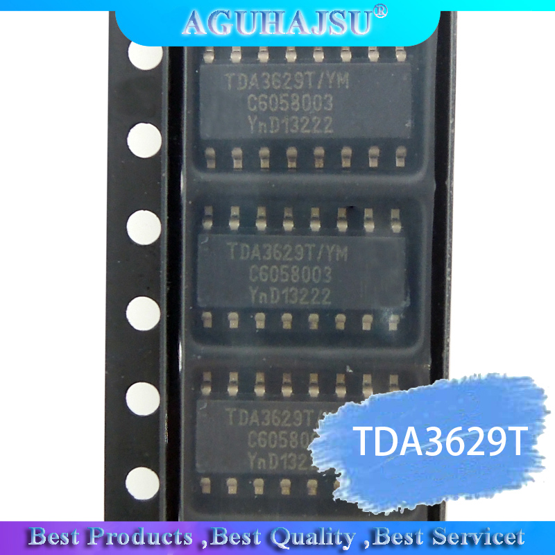 1PCS  Light Position Controller TDA3629T TDA3629YM SOP16 Car Light Control Chip