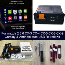 USB adapter Android Auto Apple CarPlay für Mazda 3 Mazda 6 Mazda 2 Mazda CX30 CX5 CX8 CX9 MX5 Mazda CX-30 CX-5 CX-9 MX-5