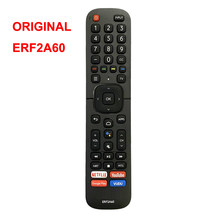 New Original ERF2A60 For HISENSE 4K Smart TV Voice Remote Control With NETFLIX YouTube Google Play VUDU Fit For H9F H8F H6570F(China)