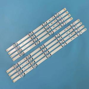 Image 1 - Led hintergrundbeleuchtung streifen Für 6916L LC470DUE FG A1 A2 A3 A4 M1 M2 M3 M4 47LB570U 47LB570V 47LB572V 47LB580B 47LY540S 47LF5800 47LF5610