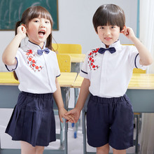 Children's costumes, kindergarten uniforms, primary school gowns, graduation photos, clothing uniforms, chorus costumes