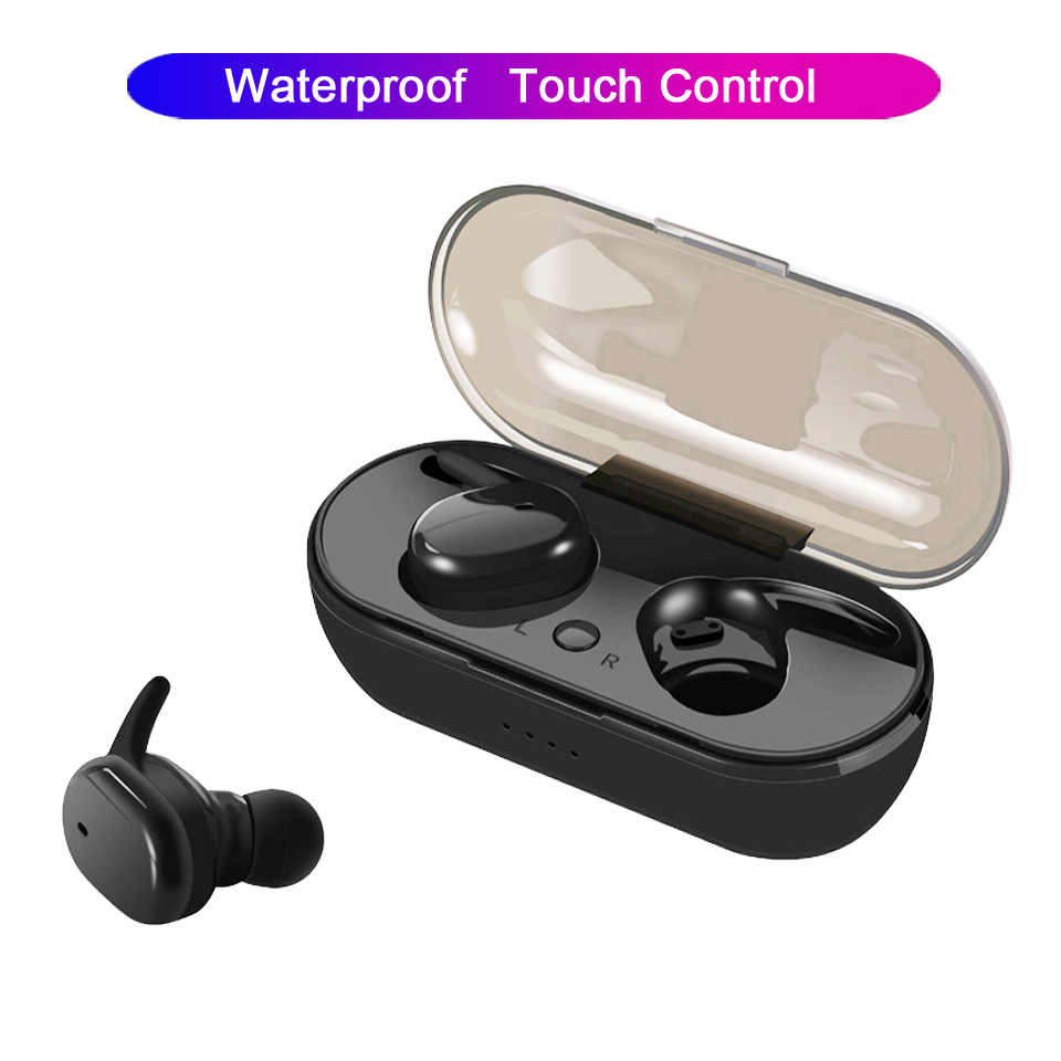 TWS4 防水の Bluetooth 5.0 + EDR スポーツ TWS と充電器ケースのための携帯電話