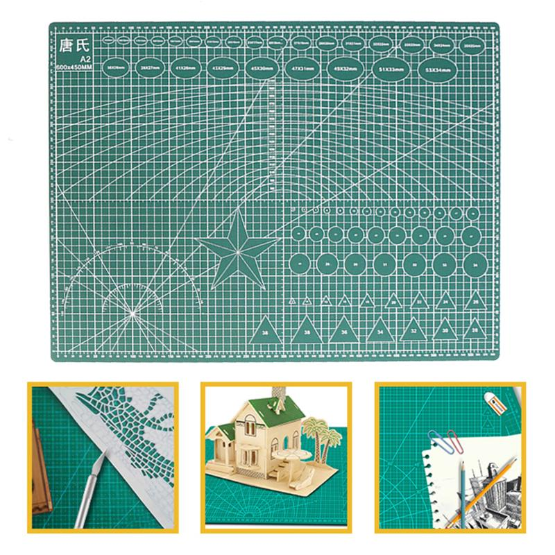 Tang's Pad A2 Cutting Pad Hand-made Pad Double-sided Cutting Board Cutting Paper Pad Carving Board Rubber Planking Knife Board