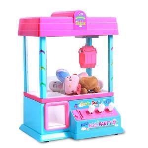 Диспенсер для конфет, детская мини-игрушка, торговый автомат со звуками, подарки на день рождения и Рождество