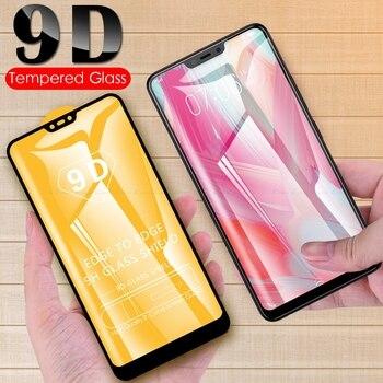 Перейти на Алиэкспресс и купить 9D полное покрытие экрана протектор для vivo Y50 Y19 Y17 Y15 Y12 Y11 Y97 Y95 Y93 Y91 Y91C Y90 Y85 Y83 Y81 Y81i Закаленное стекло пленка