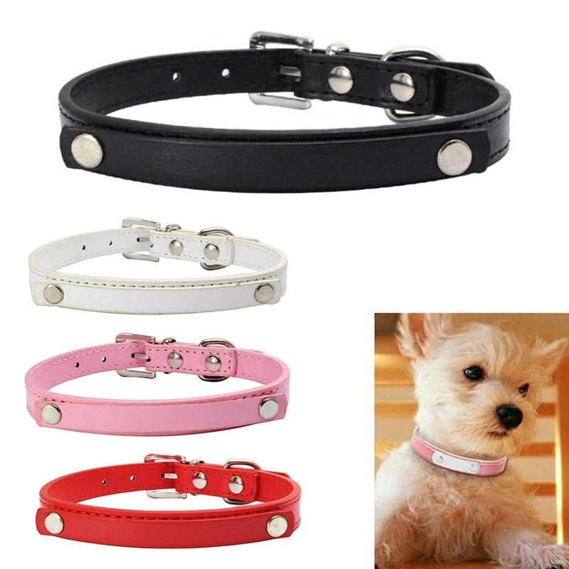 Aimik Clearance Cute Mini Pet Dog Bling Rhinestone Chocker Collars Fancy Dog Necklace Ship from US