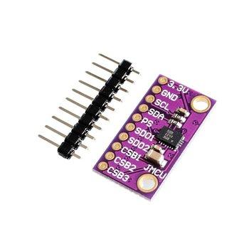 Bmx055 Imu precyzji zintegrowany 9-osi czujnik moduł czujnika (Mpu9250) tanie i dobre opinie CN (pochodzenie) 10*30mm purple