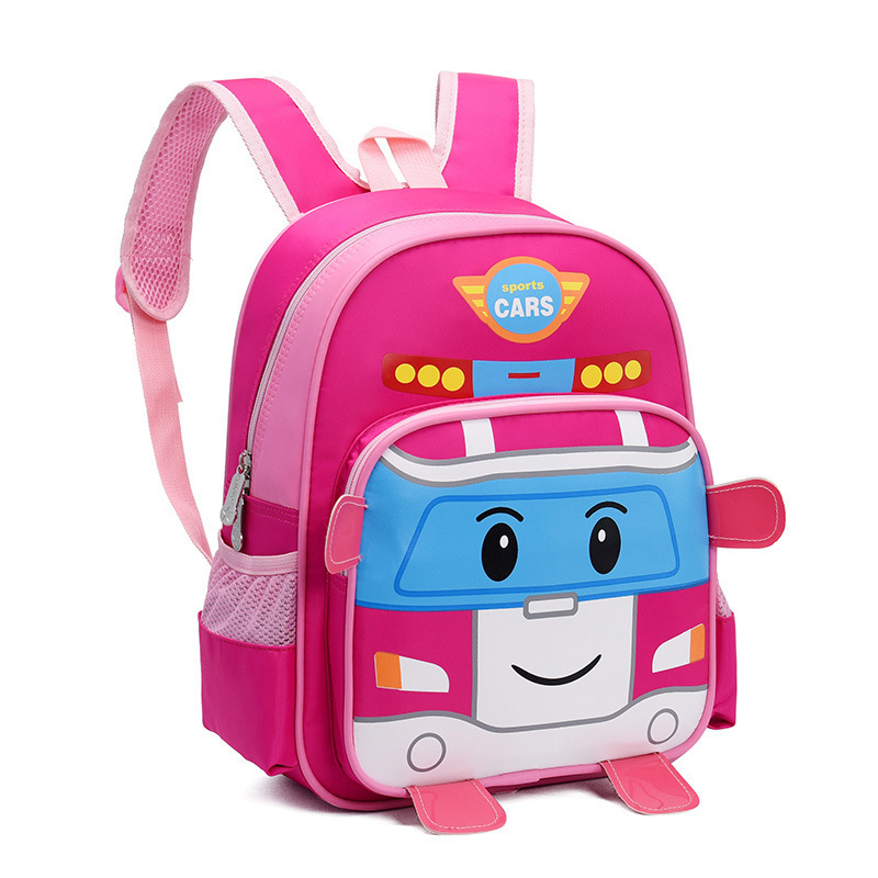 Kindergarten School Bag CHILDREN'S Rucksack Young STUDENT'S Casual Travel Backpack Men And Women Children Small Backpack First G