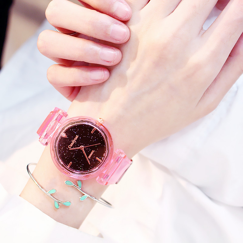 Boys Watch Clock Girls Colorful Silicone Kids The of Trend Star Form Source Gift Party