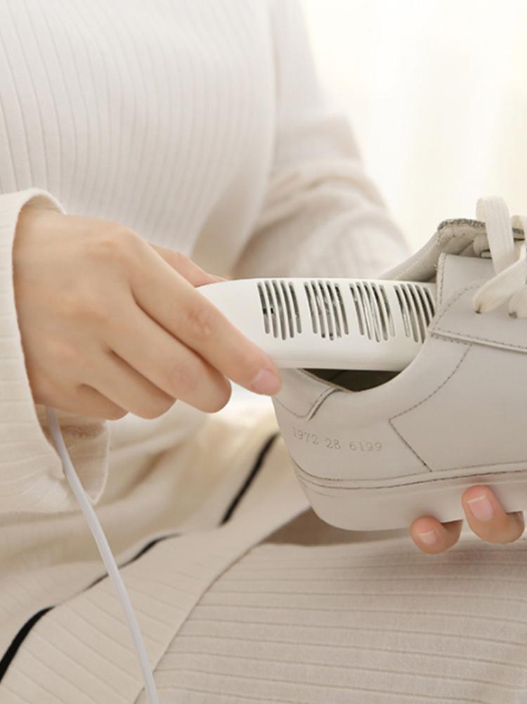 Shoe Dryer Portable USB Shoe Dryer Intelligent Timing Deodorization Shoe Boot Drying Machine USB 5V Boot Dryer
