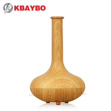 KBAYBO 160ML Wood grain air purifier humidifier electric ultrasonic aromatherapy essential oil cold mist sprayer home office цена и фото