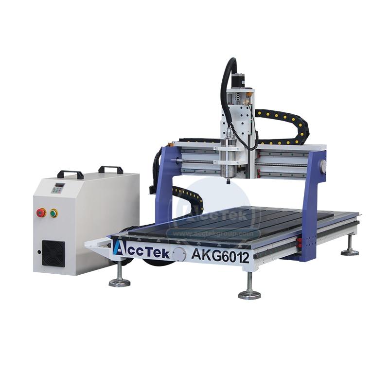 Low Cost Desktop Milling Machine Cnc 6012 Mini Cnc Engraving Machine