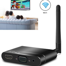 Wireless WIFI Display Dongle Video Receiver HD 1080P HDMI VG