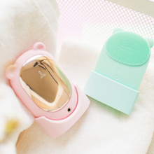 Device Facial-Cleanser Massager-Brush Makeup-Tool Relaxation-Treatment Silicone Steamer