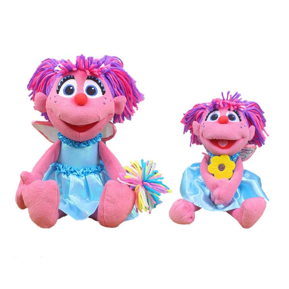 12 30 Cm Sesame Street Lovely Abby Cadabby Fairy Angel Plush